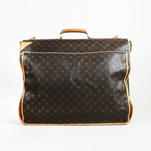"Louis Vuitton Monogram Coated Canvas ""Portable  5 Cintres"" Luggage - $1,435.00"