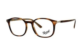 Authentic Persol Eyeglasses PO3182V 1043 Havana Frames 51MM Rx-ABLE - $89.09