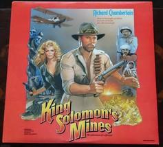 King Solomon's Mines - Soundtrack/Score Vinyl LP ( Ex. Cond.) - £27.48 GBP