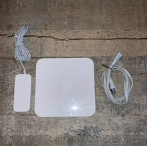 Apple AirPort Extreme A1408 3-Port Wireless N Router With Cords / Working - $41.19