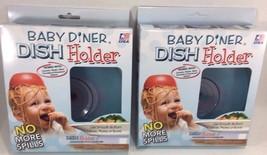Lil' Diner Baby Diner-Dish Holder-2 Pack - $9.89