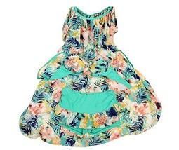 3 Sets Of Summer Fashion Fresh Female Swimsuit Dress[Green] - $30.97