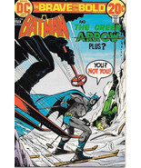 The Brave and the Bold Comic Book #106, DC Batman and The Green Arrow 19... - $11.64