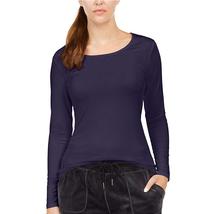 32 Degrees Cozy Heat Underwear Long Sleeve Scoop Top, Heather Gothic Gra... - $10.71