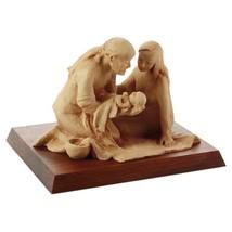 Hallmark Matt Kesler Holy Family Figurine  Birth of Jesus  Virgin Mary  ... - $69.29