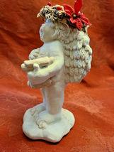 1994 Joy to the World Dreamsicles Angel Cherub Figurine Signed Kristin Mexico image 4
