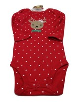 My First Christmas Reindeer Outfit Child of mine Christmas Girls 3-6 months - $14.84