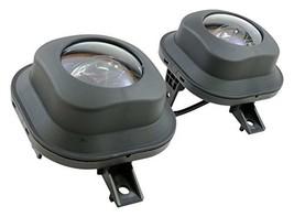 Morimoto Type SD Black LED Fog Light, 2 Pack