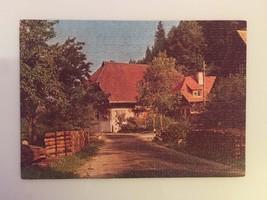 "Vintage 70s Milton Bradley Coventry Jigsaw Puzzle-#4906 ""3: Hornberg""  image 2"
