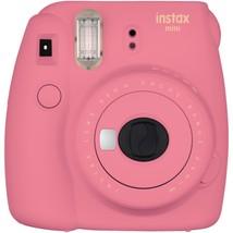 Fujifilm 16550631 instax mini 9 Instant Camera (Flamingo Pink) - $82.22