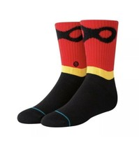 STANCE Disney The Incredibles 2 The Mask Boys Youth Crew Socks Youth Lar... - $11.76