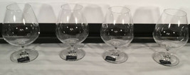 4 -22 fl oz Brand New Mikasa BarMasters Brandy Cognac Snifters 5085888 - $59.35