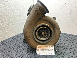 FOR PARTS ONLY Detroit Diesel Series 60 12.7 GARRETT Turbocharger 754520 OEM image 1