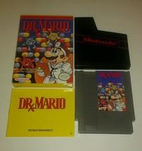 Dr. Mario (Nintendo Entertainment System, 1990) Complete - $46.71