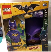 LEGO Batman Movie BATGIRL Tunic & Mask Costume - Girl's  Medium (7/8) - $24.94