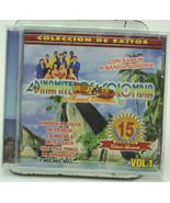 Los Dinamiteors de Colombia De Manuel Cervantes 15 Grandes Exitos CD New  - $16.82