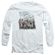The Warriors t-shirt retro 70's NY gang movie long sleeve graphic tee PAR498 image 1