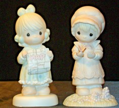 1991/1982 Precious Moments Figurines AA-191904  Vintage Collectible