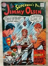 SUPERMAN'S PAL JIMMY OLSEN #124 (1969) DC Comics VG+ - $9.89