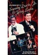 An Evening with Sammy Davis Jr. & Jerry Lewis [VHS] [VHS Tape] - $16.59