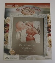 In Loving Hands StitchWorld Cross Stitch Pattern Book 03-229 Baby Person... - $8.42