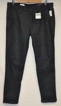 New GAP 1969 Dark WASH Women's JEANS Tapered BUTTON Pockets NWT Sz 30/10... - $20.27