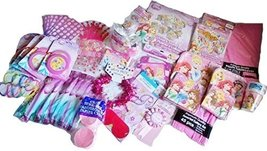Disney Princess Pop Up Complete Birthday Party Bundle for 8 Filled Gift ... - $58.75