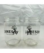 Set of 2 Jameson Irish Whiskey Sip'n Mule Jars Mason Jars - $9.46