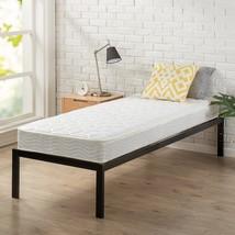 """Zinus Modern Studio 14 Inch Platform 1500 Metal Bed Frame, Cot size, 30""""... - $99.61"""