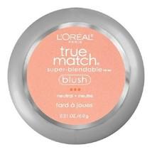 L'oreal True Match Super Blendable Blush Neutral N3-4 Innocent Flush - $4.99