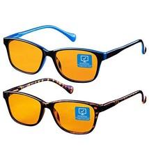 Blue Light Blocking Computer Glasses 2 Pack Anti Eyestrain UnisexMen/Wom... - $22.77