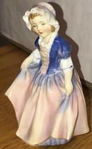 Royal Doulton  Figurine # 82 HN 1678 Dinky Do - $24.75