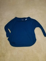 American Eagle Outfitters 3/4 Sleeve Top Size M - $9.96