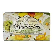 Nesti Dante Royal Lilly & Narcissus Soap 250 gr. / 8.8oz - $13.00