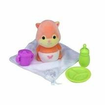 Zhu Zhu Baby Snuggems with Accessories Orange - $28.05