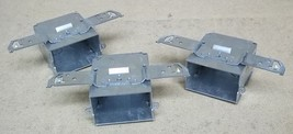 Raco 605 Switch Box with Bracket Lot of 3 - $23.72