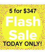 SPECIAL FLASH SALE!!! ANY 5 FOR $347 ONE DAY ONLY BEST OFFER DEAL MAGICK  - $0.00