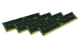 Kingston Technology 32 GB Kit (4x8 GB Modules) 1600MHz DDR3 PC3-12800 24... - $242.55