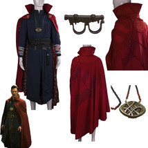 Dr Doctor Strange Ring, Eye of Agamotto, Cloak of Levitation and Full Costume - $139.44+