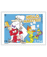 France 2017 Stamp MNH Hello Maestro Cartoon Mint NH - €1,56 EUR