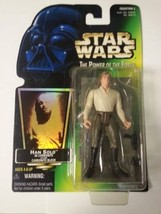 Star Wars Power of the Force Han Solo In Carbonite Hologram Figure 1996,  MIB - $7.84