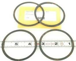 LOT OF 4 NEW GENERIC Q840269 RETAINING RINGS 2-1/4'' IN. ID 2-5/8'' IN. OD