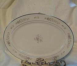 Lenox Platter Bouquet Collection Porcelain Designed & Imported Exclusiv... - $9.41