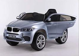 MB BMW X6M for Kids Model JJ2199 Electric Battery Operated Ride On Car S... - $390.04