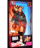 NBA National Basketball Association Seattle Sonics Barbie Doll - $83.15