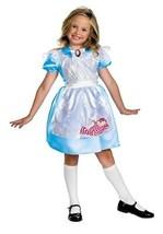 Alice Classic Child 3T-4T  Costume - $23.23