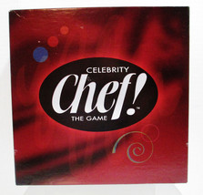 Celebrity Chef Trivia Board Game for Adults - Made in USA - Great Party ... - $26.53