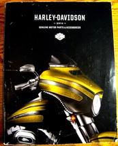 2014 Harley Davidson GENUINE Parts & Accessories Catalog Brochure 800+ pgs! - $29.68
