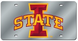 NCAA Rico Tag Express Iowa State Cyclone Acryli... - $18.95