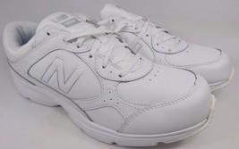 New Balance 405 Women's Walking Shoes Size US 10 D WIDE EU: 41.5 WW405SX2 White